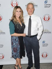"""We want to be married to each other,"" says Rita Wilson"