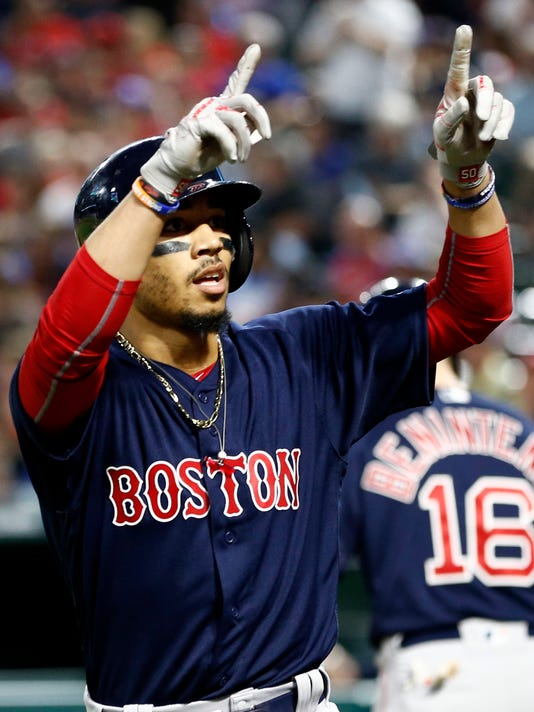 MLB: Boston Red Sox at Texas Rangers