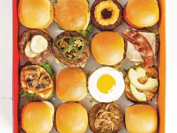 Burgerim, a California-based burger franchise, will