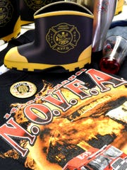 Green Springs Volunteer Fire Department will host the 142nd Northwestern Ohio Volunteer Firemen's Association's June Convention. The department is already selling a variety of NOVFA souvenirs.