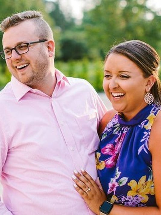 Engagements: Brittany Baselice & Andrew Truscott