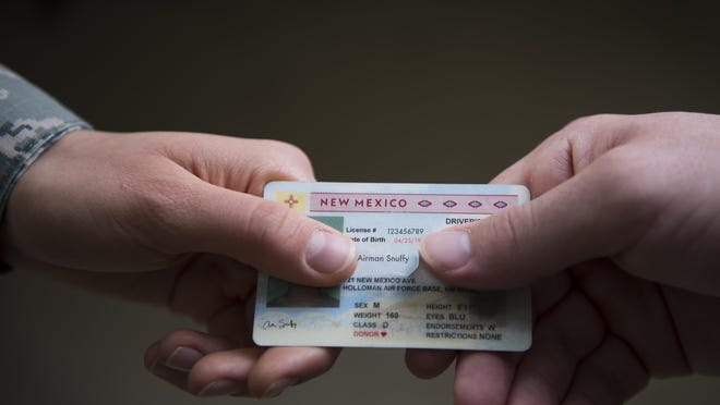 Beginning Aug. 15, visitors to Holloman using state identification from Minnesota, Missouri, Washington and American Samoa will no longer be authorized access without additional documentation. A New Mexico driver's license will still accepted through Oct. 10, 2016 due to an extension.