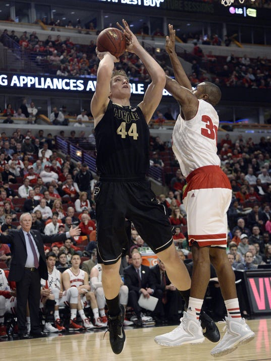 Purdue men's basketball learns 2015-16 Big Ten Conference ...