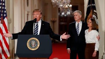 Tennessee lawyers, scholars debate Trump Supreme Court pick