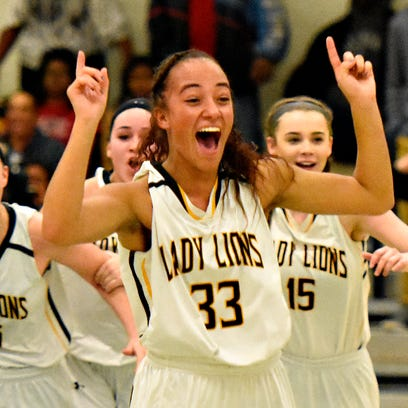 Red Lion wins the YAIAA basketball championship game