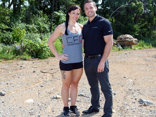 Rebecca and Trevor Brown say the close proximity of