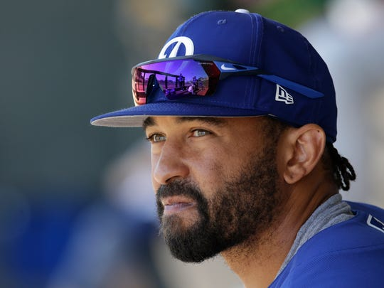 Matt Kemp is back with the Dodgers and had a solid spring training. He will likely platoon in left field.