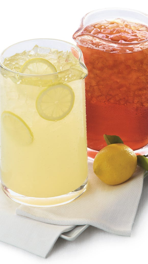 What's your pleasure - iced tea or lemonade at Chick-fil-A