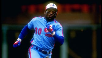 Tim Raines produced a lifetime .385 on-base percentage and ranks fifth all-time with 808 stolen bases.