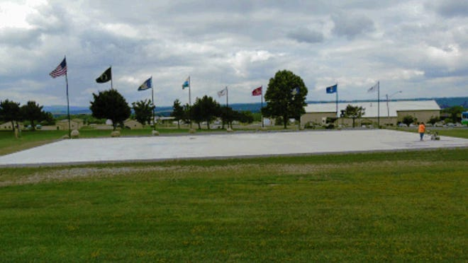 The Livingston County Veterans Monument will be open for public/visitor access on Veterans Day.