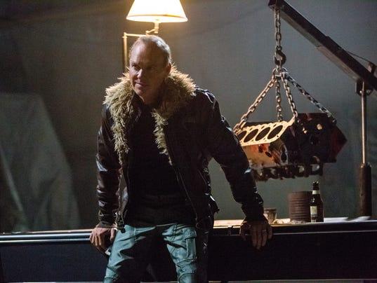 Michael Keaton Spidey