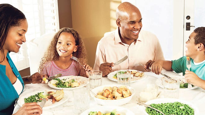Try one of three websites to help make a family dinner everyone will enjoy.