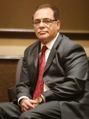Robert Ficano, permer Wayne County Executive
