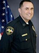 Joe Trevino, Beeville police chief, will retire after 33 years of serving the police department.