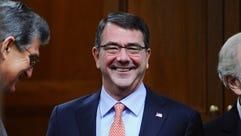 Defense Secretary Ashton Carter plans to push a series