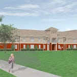 New on-campus housing approved for IUS