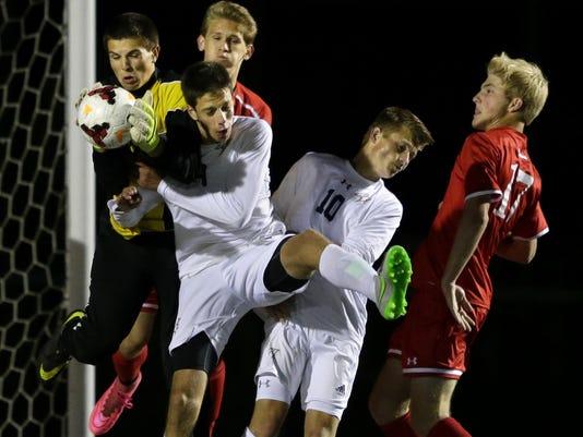 APC LEAD North soccer