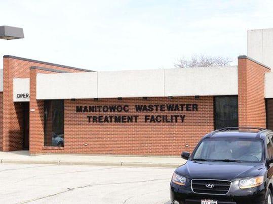 Manitowoc wastewater treatment plan