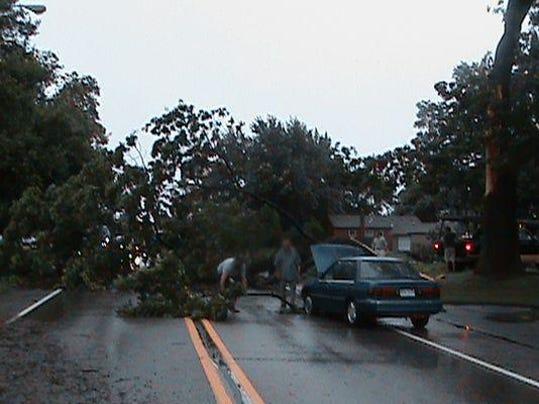 storm damage file photo