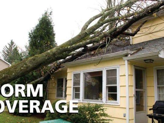 storm coverage photo