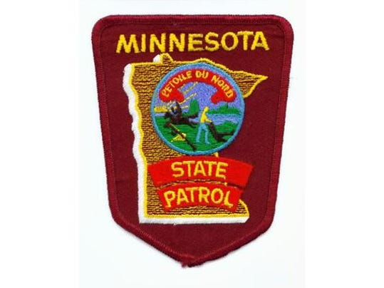 state patrol patch