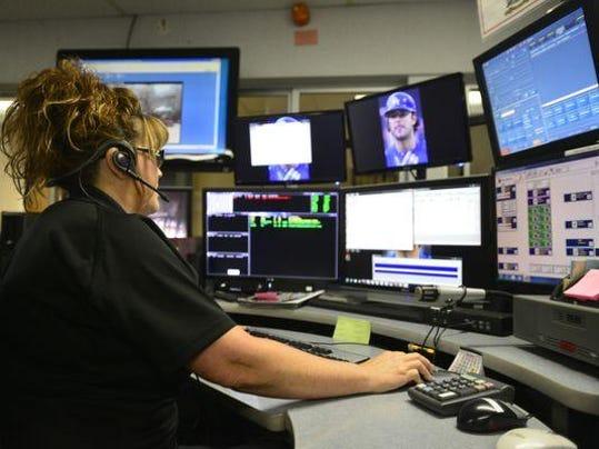 Visalia Dispatch Center