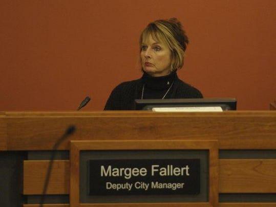 Margee Fallert