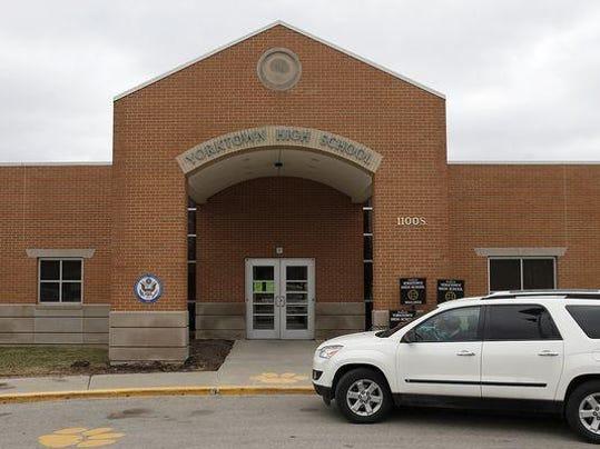 Yorktown High School