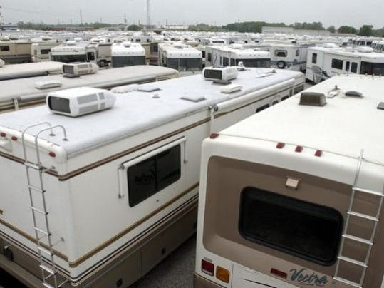 Iconic Tom Raper Rv Dealership Sold