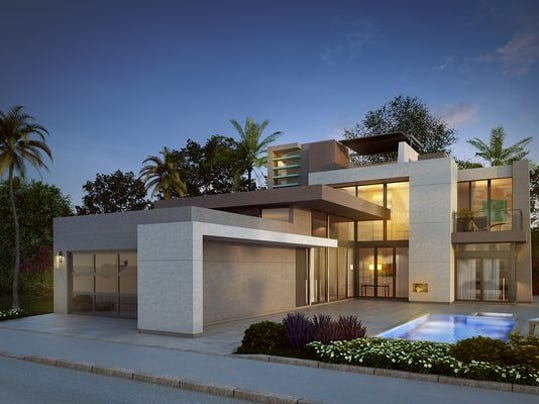 Sol New Homes Palm Springs