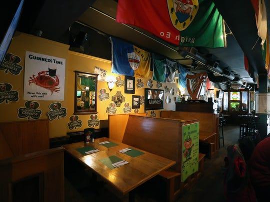 Hailey's Harp & Pub.