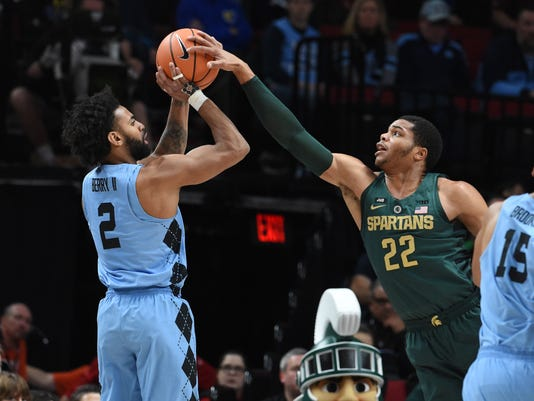 Bridges Joel Berry (Couch column)