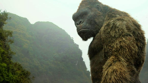 'Kong: Skull Island.' hits theaters nationwide Friday.