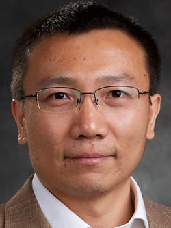 David Chunyu, David Chunyu, an assistant professor of sociology at UW-Stevens Point, will give a free lecture on New York and Chicago ghettos.