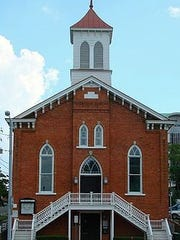 Dexter Ave King Memorial Baptist Church
