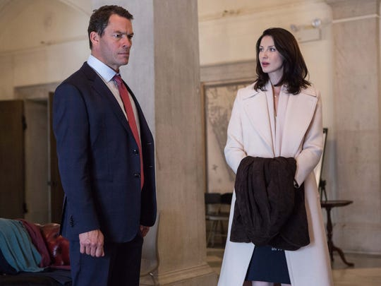 """TV-star alert: Dominic West from """"The Affair"""" and Caitriona"""