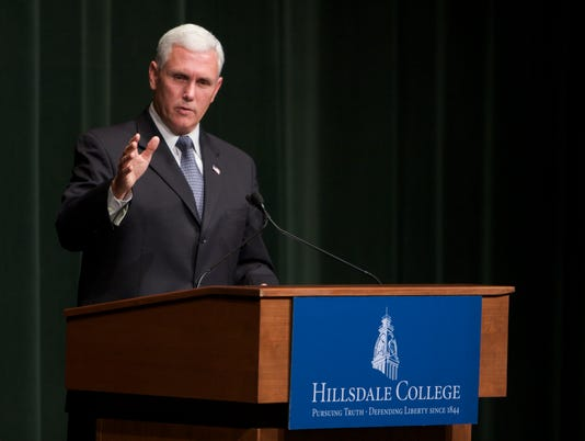 Pence Hillsdale