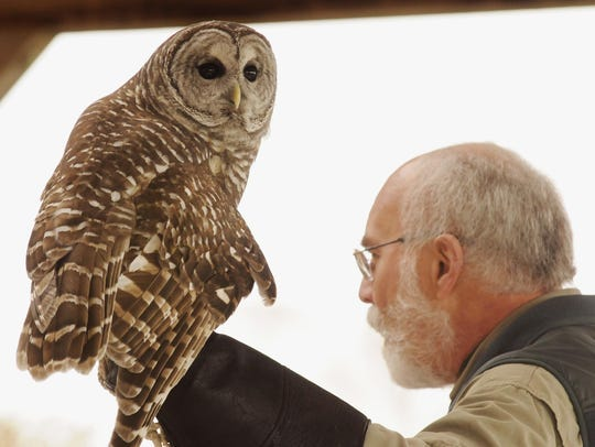 Owlfest at Woodland Dunes Nature Center and Preserve