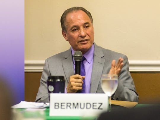 Vineland Mayor Ruben Bermudez seeks a second term.