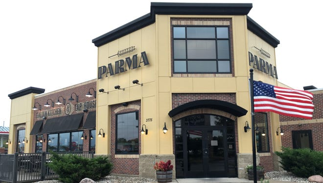 Parma is located at 3775 W. College Ave. in Grand Chute.