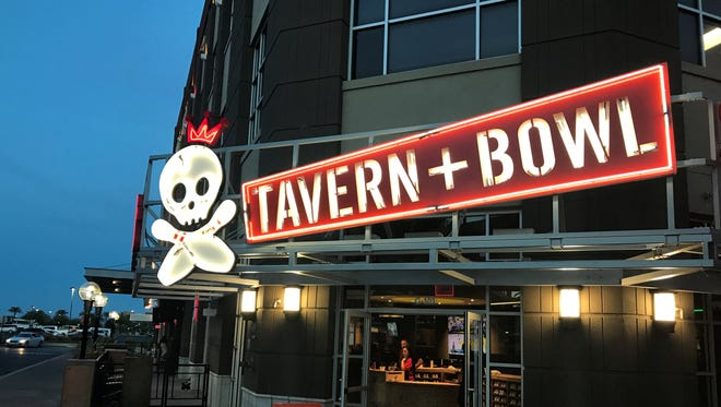 Tavern+Bowl adds beers and bowling to the Westgate Entertainment District.