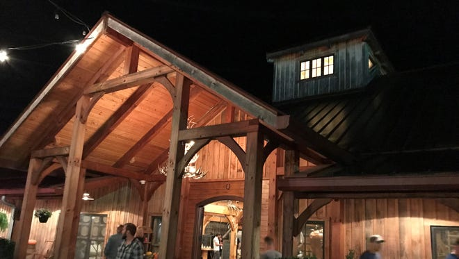 Leiper's Fork Distillery hosted its second annual Whiskey Revival on Oct. 14 to celebrate its first anniversary.