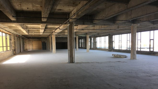 Architecture, design and engineering firm ISG plans to relocate from Howard to the third floor of the Watermark building in downtown Green Bay.