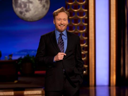 Conan O'Brien on Filner