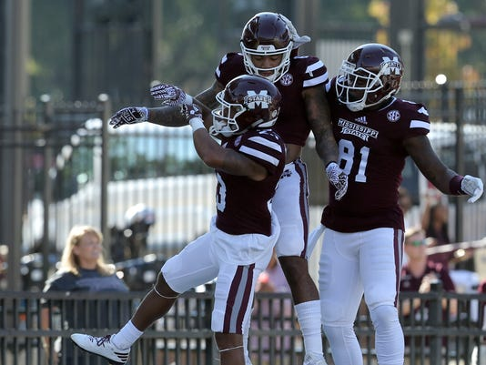 NCAA Football: Samford at Mississippi State