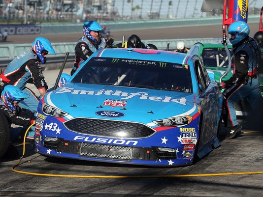 Richard Petty Motorsports >> Nascar Richard Petty Motorsports Moves From Ford To Chevrolet In 2018