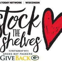 We need your support for Stock the Shelves