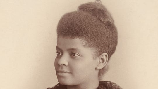 Crusading journalist Ida B. Wells was born in Holly