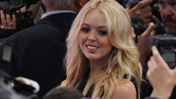 Get to know Donald's other daughter: Tiffany Trump