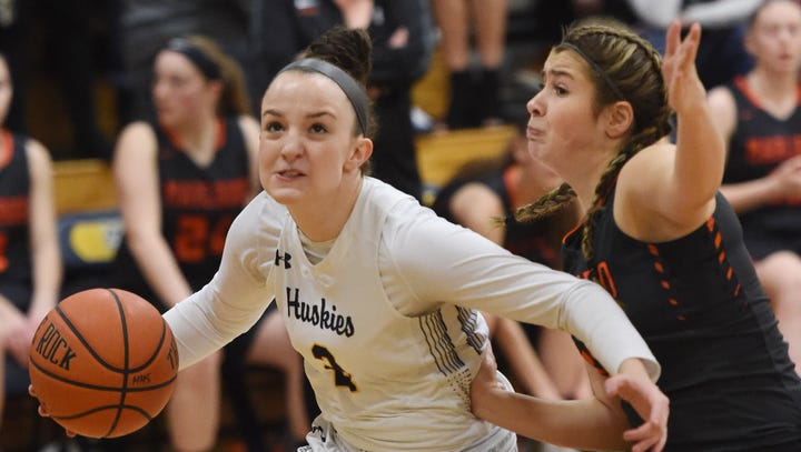 Bri Rozzi to play at Loyola Maryland, 'the one' among sisters